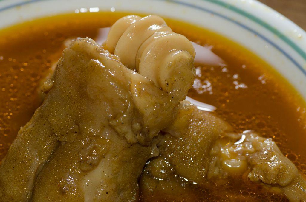 Mutton Paya Soup