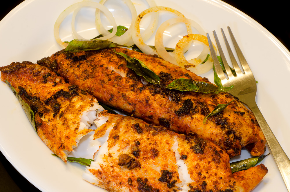 Fish fry masala noor 39 s recipes for How do you fry fish