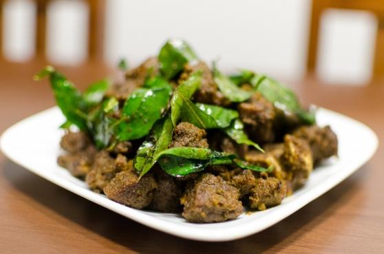 Mutton Sukha