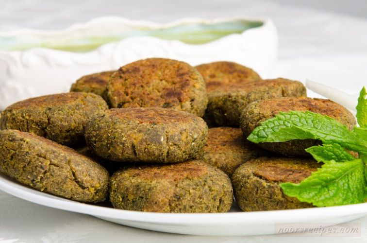 noors recipes shami kebab