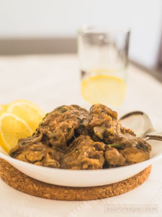 Noorsrecipes - lemon chicken