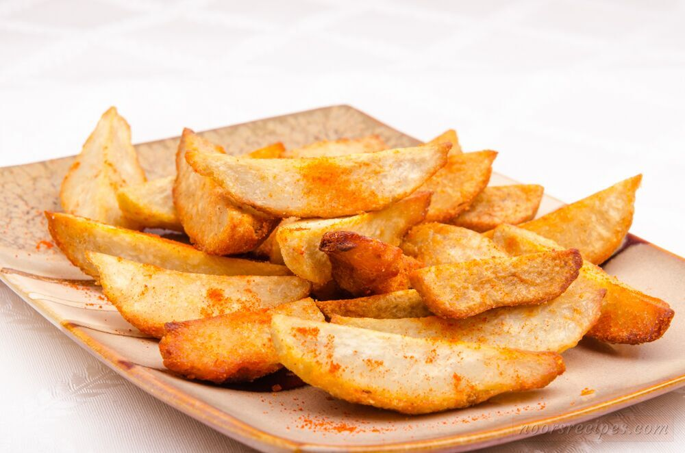 arbi fries noorsrecipes