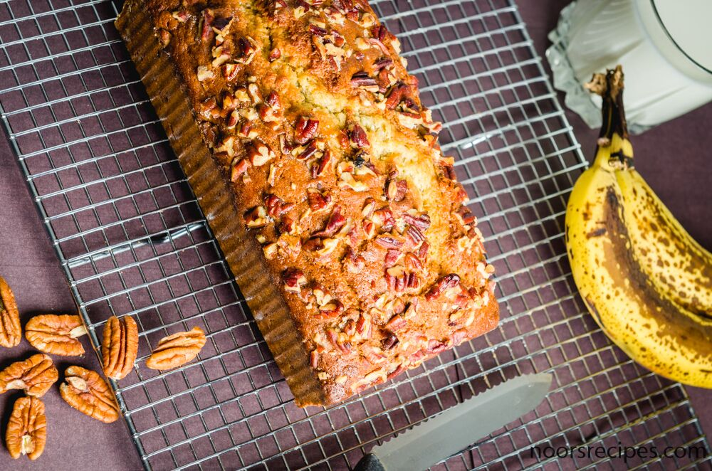 banana bread - noorsrecipes
