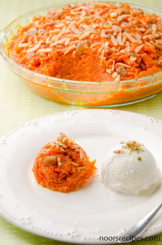 carrot halwa - noorsrecipes