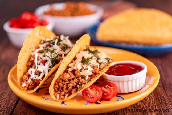 Lamb tacos - noorsrecipes