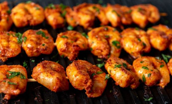 shrimp prawn tikka 1 - noorsrecipes